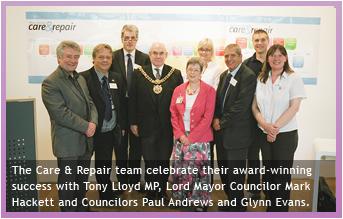 Care & Repair Award